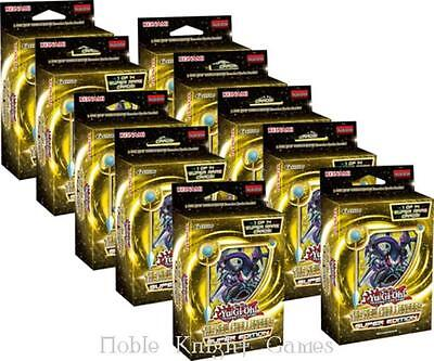 Konami YGO Deck New Challengers, The - Super Edition (Display - 10 Packs CCG SW