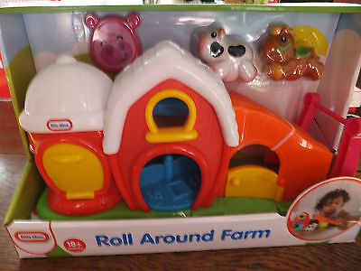 Little Tikes - Roll Around Farm - Childs Toy - Suitable Ages 18+ Months