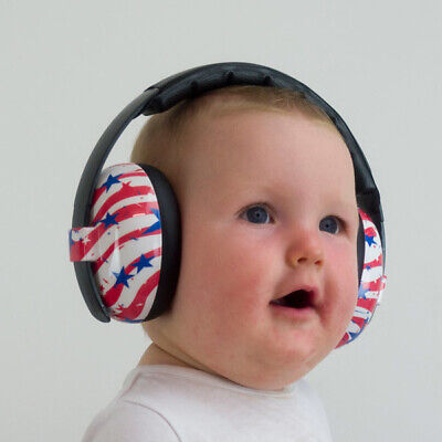 New Baby Banz Bubs Earmuffs - Festival 2 Months -2 Years Free express Shipping