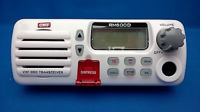GME RM600D Remote Station for GX600D VHF Marine Radio - White #746-RM600DW