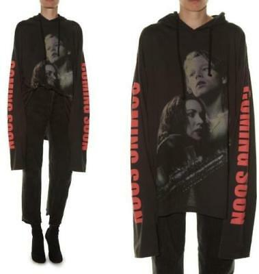New Fashion DragonBigbang Unisex Men Vetements Titanic Correct Printing Hoodie