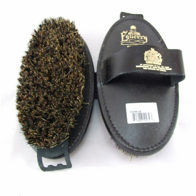 Equerry Leather Back Body Brush