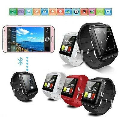 U8 Orologio Bluetooth Smartwatch Android Touchscreen Cellulare Vivavoce Musica