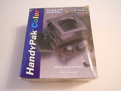 Handy Pak Pack  Speaker Light And Magnifier For Nintendo Gameboy Color Colour
