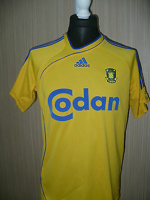 BRONDBY IF Football shirt jersey maglia camiseta ADIDAS HOME 2006  (S)