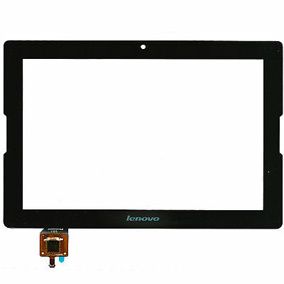 """Black 10.1""""Lenovo A10-70 A7600 Tablet Touch Screen Digitizer Replace Glass Panel"""