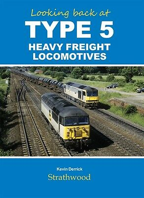 Looking back at Type 5 Heavy Freight Locomotives RAILWAY BOOK Class 56 58 59 60