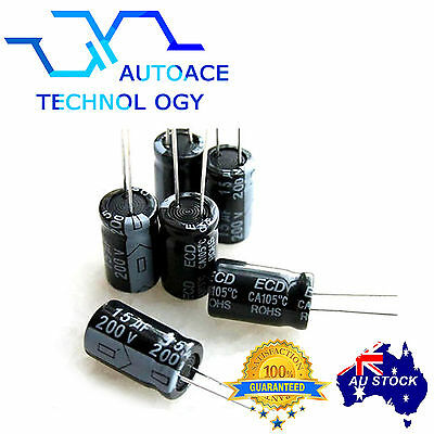 LCD Monitor Capacitor Repair Kit for Xerox XG-91D' with solder DESOLDERING OZ