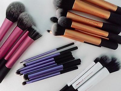 New REAL TECHNIQUES Makeup Core Collection Starter Set Kit Nic's Picks Brushes