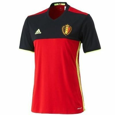 Belgium Home Euro 2016 Football Shirt! New, Bnwt, All Sizes!