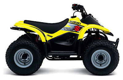 Suzuki Quadsport LT Z50 Kids Quad Bike