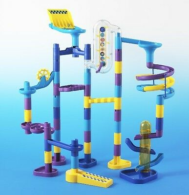 MARBLEWORKS Marble Run Deluxe Set by Discovery Toys