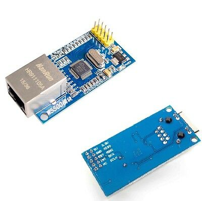 W5500 Ethernet Network Modules TCP/IP 51/STM32 SPI Interface For Arduino M