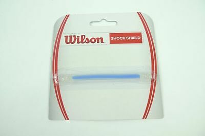 *NEU*WILSON Shock Shield Vibration Dampener Tennis Vibra Dämpfer trap Damp blue