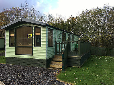Luxury 2 bedroom Swift Moselle Static Caravan Holiday Home For Sale North Wales