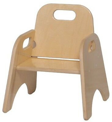 Steffy Wood Products, Inc. Steffy Wood Products 7-Inch Toddler Chair