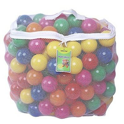 Click N' Play Pack of 100 Phthalate Free BPA Free Crush Proof Plastic Ball, Pit