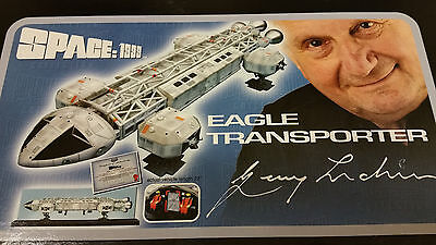 Space 1999 product enterprise 22 inch EAGLE  prop imaculate