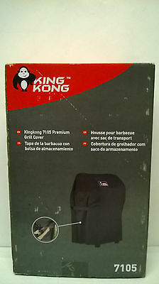 Kingkong 7105 Premium Grill Cover for Weber Spirit 210 Series Gas Grills with...