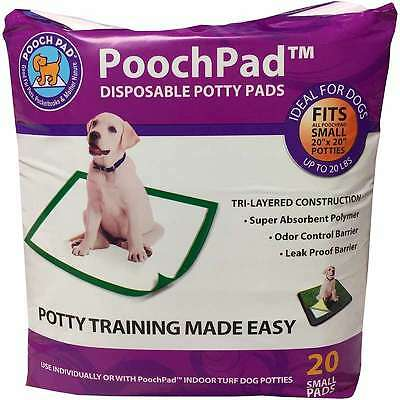 PoochPad Disposable Potty Pad-Small 10/Pkg  794219000332