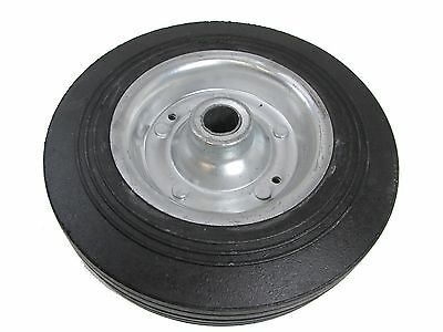 Spare Replacement 200mm Wheel for Medium Duty Jockey Wheels 200Kg max. RM028