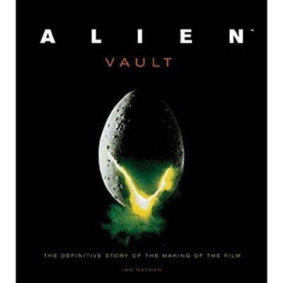 Alien Vault: The Definitive Story of the Making of the Film 14BA555