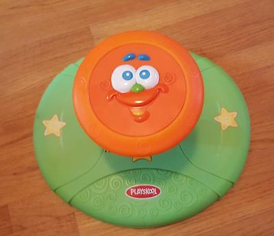 PLAYSKOOL Musical SIT N SPIN 2004 Sit and Spin SIMON SAYS