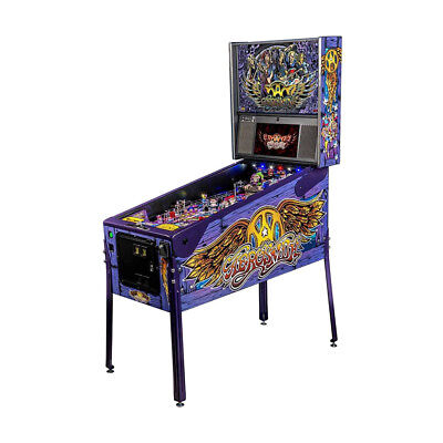Stern Aerosmith Limited Edition Pinball Machine