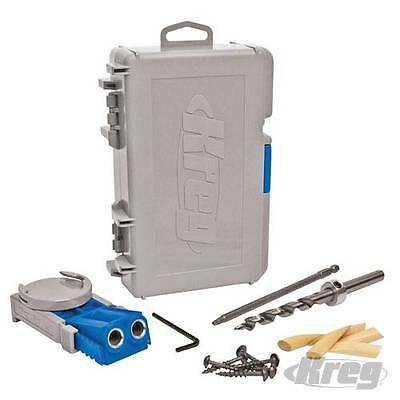 R3 Kreg Pocket- Hole Jig® Drill Guide For Timber 12.7 - 38mm Capacity. - 185823R