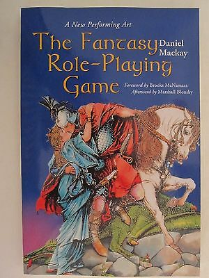 The Fantasy Role-Playing Game - A New Performing Art - 215 pages