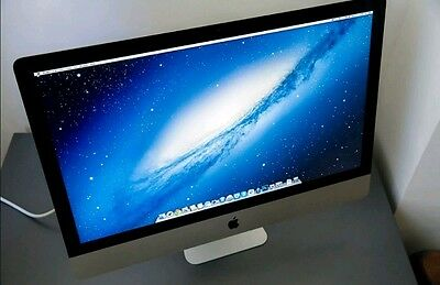 "Apple iMac 27"", 3.5Ghz Intel i7, 24GB RAM, Nvidia Geforce 780M 4GB, 1TB Hybrid"