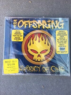 The Offspring Conspiracy Of One Cd