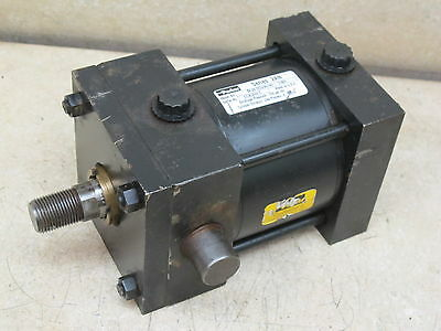 "Parker,  4""  Bore  X  2""  Stroke,  Pneumatic Cylinder,   Series 2An"