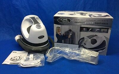Home Touch Compact Garment Steamer Perfect Steam Portable PS-150