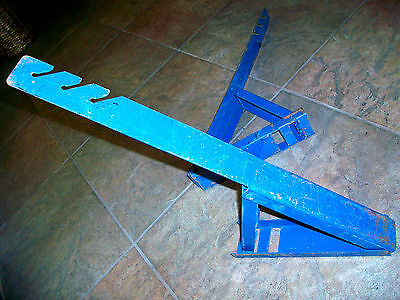 Two Adjustable Roof Jacks for Steep Roof Pitches 5 on 12 and up - 23 inches long