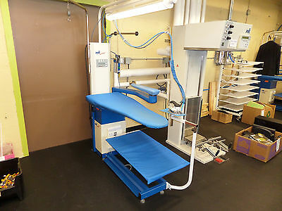 Veit up air pressing table