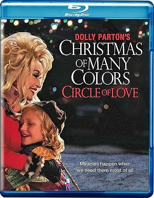 Dolly Parton's Christmas of Many Colors: Circle of Love Blu-Ray (2016)