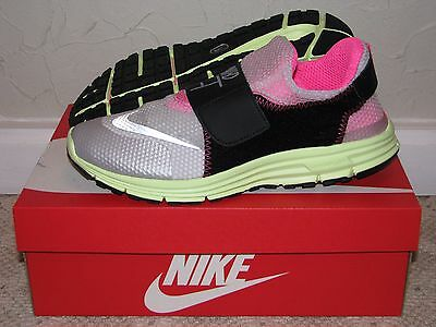 big sale d7777 5afca Nike Lunarfly 306 City Pack Collection QS Shanghai Platinum Mens Size 10 DS  NEW!