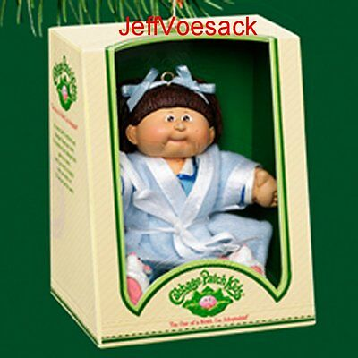 "Cabbage Patch Kids ""Christmas Eve""  Carlton Cards Ornaments"