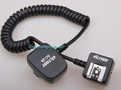 1.5M i-TTL Off Camera FLASH sync Cord f Nikon DSLR SB910 SB900 SB800 SC-29 SC-28