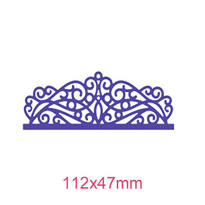 Lace Cutting Dies Scrapbooking Stencils Card Craft Gift Embossing Paper Album