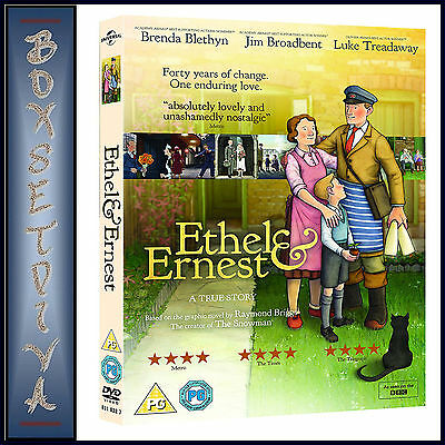 Ethel And Ernest - A True Story  **brand New Dvd***