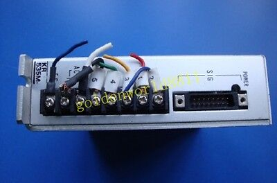 TECHNO 5 phase stepper driver KR-535M good in condition for industry use
