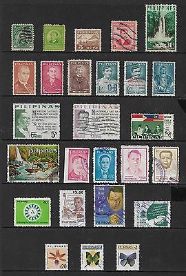 PHILIPPINES - mixed collection No.4