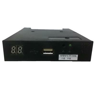"3.5"" USB 720KB Floppy Drive Emulator for Industrial Equipment SFRM72-TU100K"