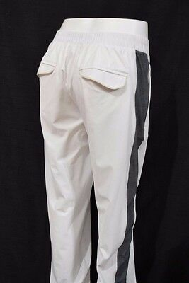 8b3b1be7c Lululemon New City Summer Pant Medium Rise Straight Fit White Pants Size 8