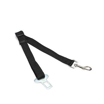 New Adjustable Dog Puppy Pet Harness Car Seat Safety Belt Clip High Quality