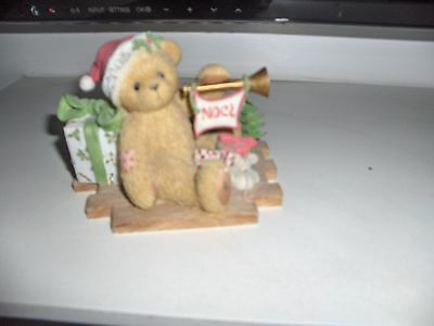 Cherished Teddies - GERARD Welcome all the sounds of the season. 2003