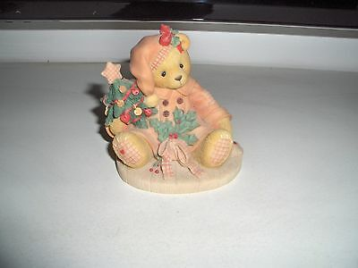 Cherished Teddies Annette - Tender Care Given Here 1999