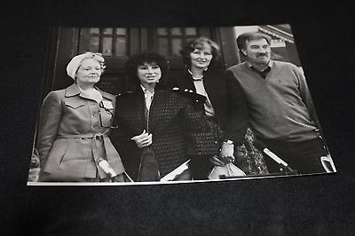 Doctor Who at Longleat 1983 20th Anniversary Photo First Doctor Panel